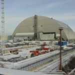 TMC Present at Milestone for The Great Arch of Chernobyl